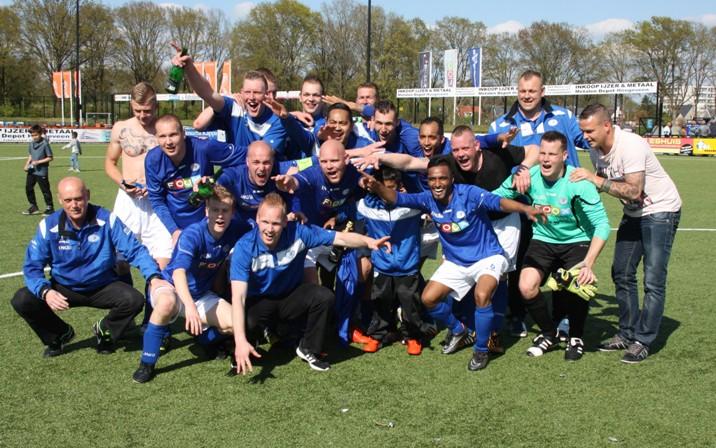 VV Hoogeveen TV - promtie Hoogeveen zaterdag (02-05-2015)