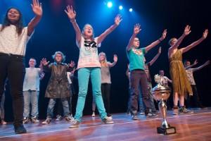 Schoolmisicalfestival in De Tamboer.