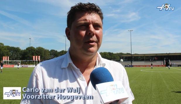VV Hoogeveen TV - Carlo van der Weij (02-08-2015)