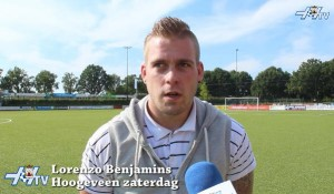 VV Hoogeveen TV - Lorenzo Benjamins (22-08-2015)