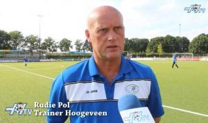VV Hoogeveen TV - Rudie Pol (29-08-2015)