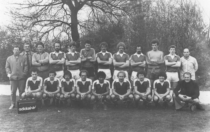 Hoogeveen kampioen zondagamateurs 1977-1978