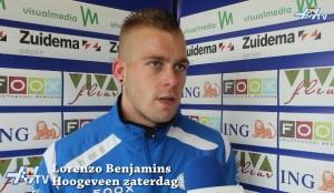 VV Hoogeveen TV - Lorenzo Benjamins (19-09-2015)