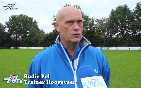 VV Hoogeveen TV - Rudie Pol (26-09-2015)