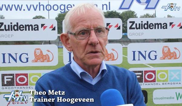 VV Hoogeveen TV - Theo Metz (13-09-2015)