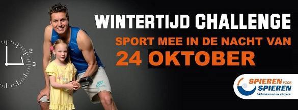 Wintertijd Challenge Hoogeveen