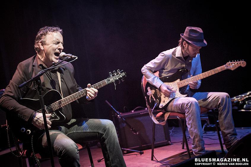 1 March 2013 - Friday Blues @ Groene Engel, Oss (Netherlands)