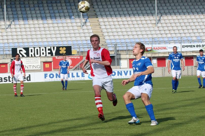 Emmen - Hoogeveen (04-10-2015) (1)