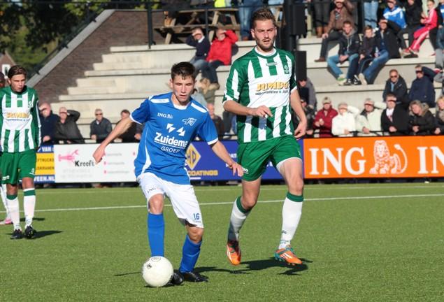 Hoogeveen - SC Joure (11-10-2015) (2) - Thomas Reinders