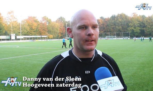 VV Hoogeveen TV - Danny van der Sleen (31-10-2015)