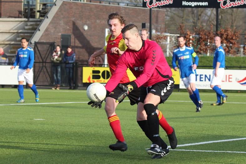 Hoogeveen zaterdag - Vitesse'63 (23-01-2016) (3) - Ronald Post