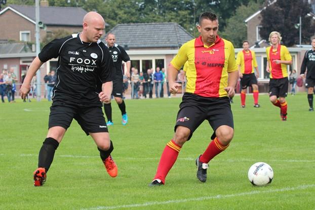 Vitesse'63 - Hoogeveen (12-09-2015)