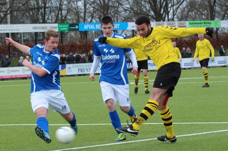 Hoogeveen - SVBO (31-01-2016) (2) - Saroney Vreeling