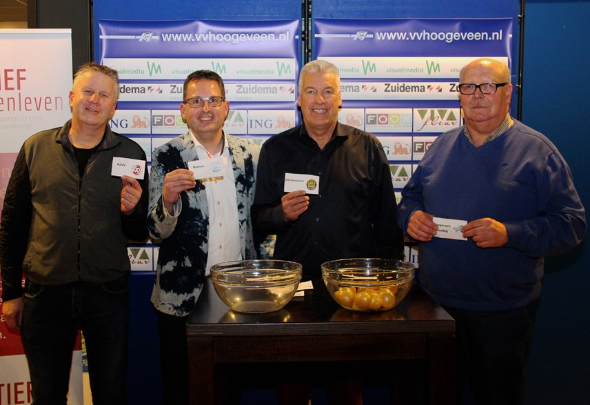 Loting Offerein Bokaal (04-02-2016)