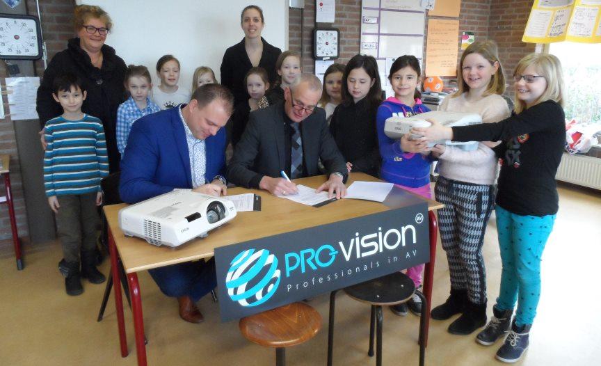 ondertekening OVK