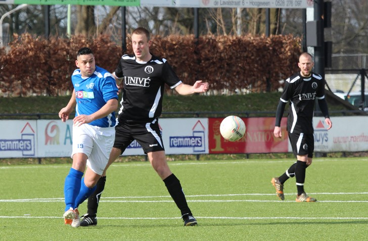 Hoogeveen zaterdag - Borger (05-03-2016) (1)