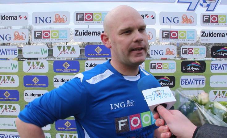 VV Hoogeveen TV - Danny van der Sleen (05-03-2016)