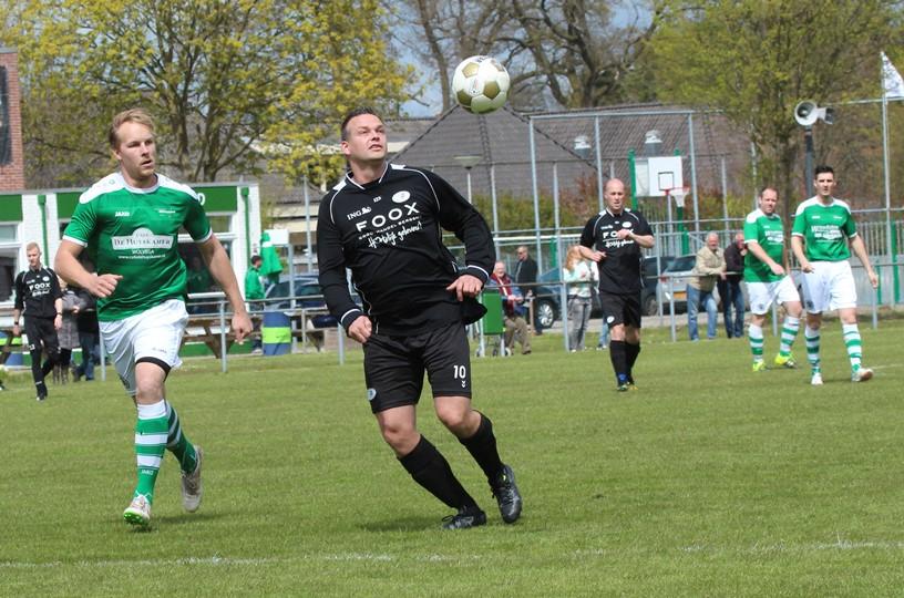 Willemsoord - Hoogeveen zaterdag (30-04-2016) (3)