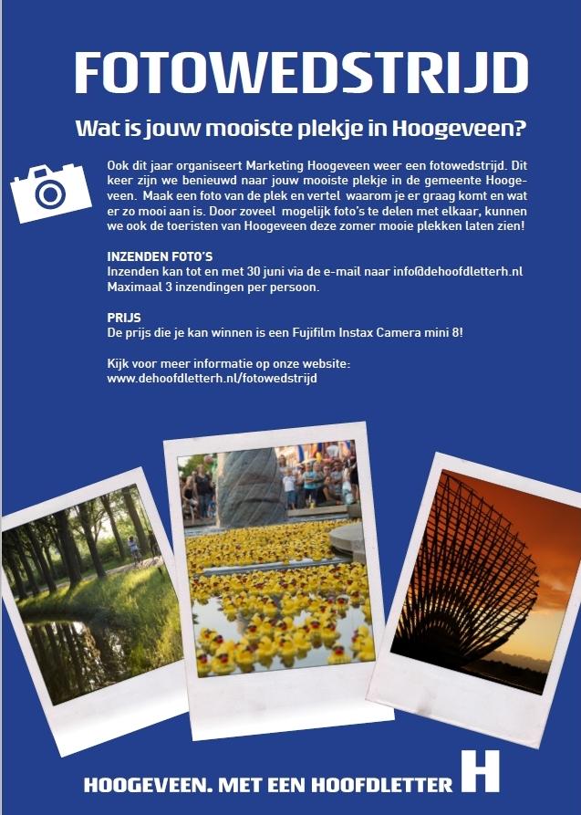 Fotowedstrijd Marketing Hoogeveen