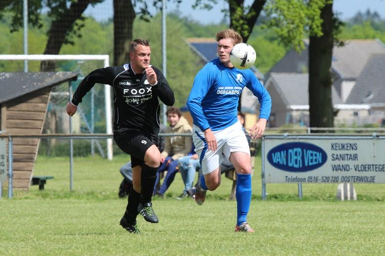 Veenhuizen - Hoogeveen zaterdag (14-05-2016) (1)