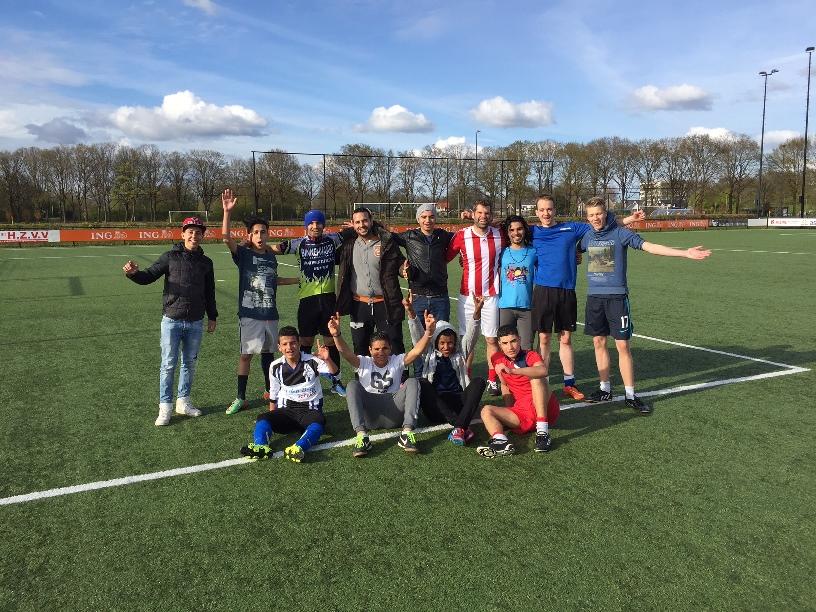 Voetbal Verbind-1