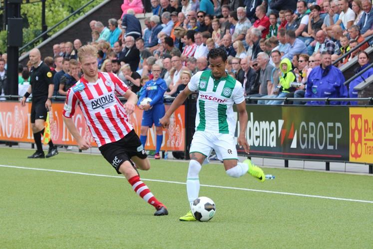 FC Groningen - Sparta bij VV Hoogeveen (16-07-2016) (1)