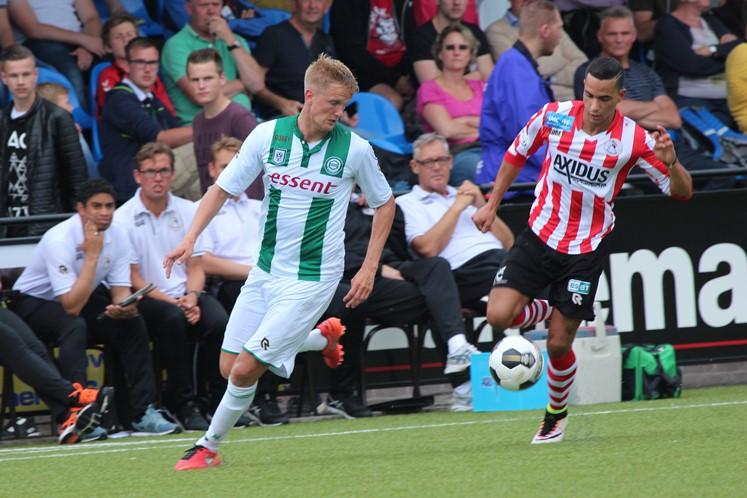 FC Groningen - Sparta bij VV Hoogeveen (16-07-2016) (2)