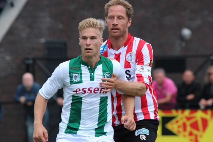 FC Groningen - Sparta bij VV Hoogeveen (16-07-2016) (3)