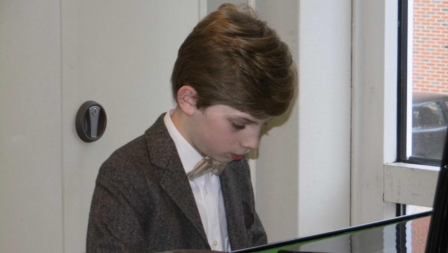 Pianotalent coen manche