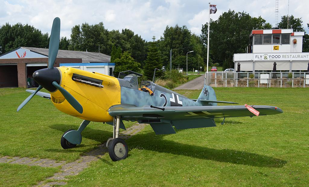 Vliegveld Hoogeveen populair bij Tweede Wereldoorlog vliegtuigen (1)