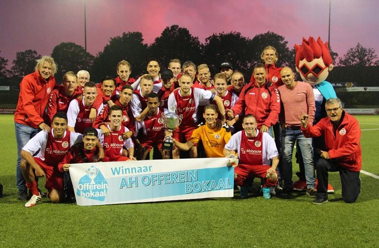 Winnaar HZVV AH Offerein Bokaal 2016