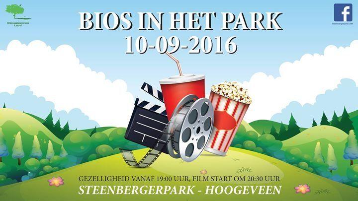 Bios in het Park Hoogeveen