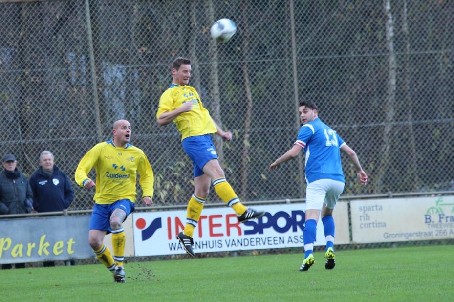 Asser Boys - Hoogeveen (22-11-2015) (3)