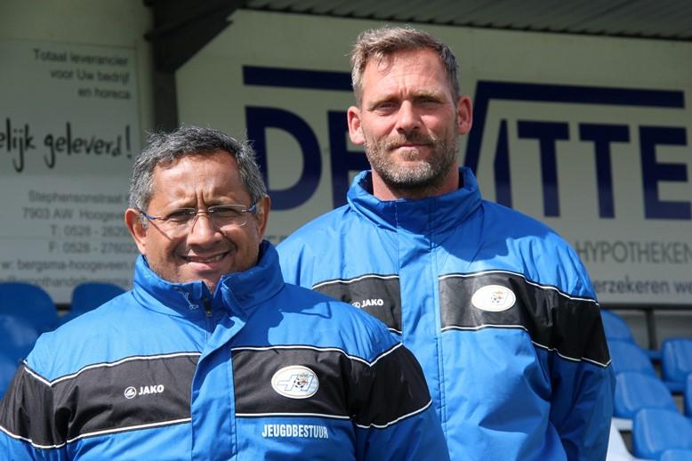 Eddy Joseph en Jordan Jansen