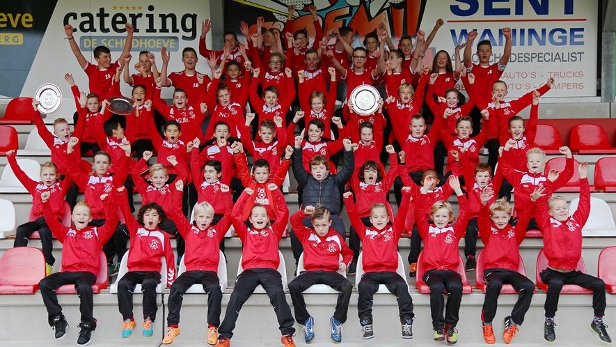 HZVV jeugdkampioenen