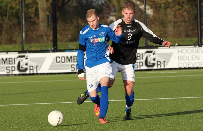 Hoogeveen zaterdag - Veenhuizen (28-11-2015) (1) - Klaas van Nuil