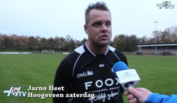 VV Hoogeveen TV - Jarno Heet (14-11-2015)