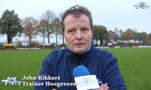 VV Hoogeveen TV - John Kikkert (08-11-2015)
